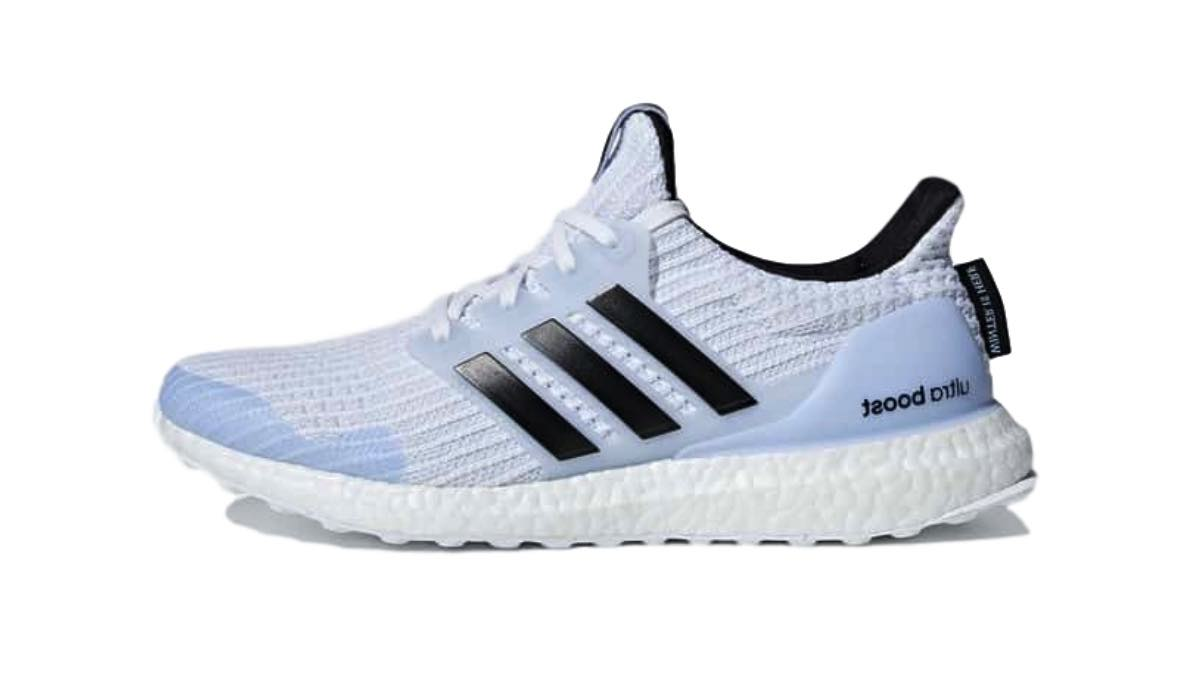 """Game of Thrones x adidas Ultra Boost """"White Walkers"""""""