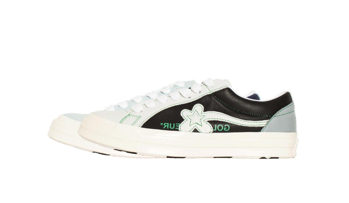 """445c8835ad Her kan du købe Golf le Fleur x Converse One Star Ox """"Industrial"""" Pack"""