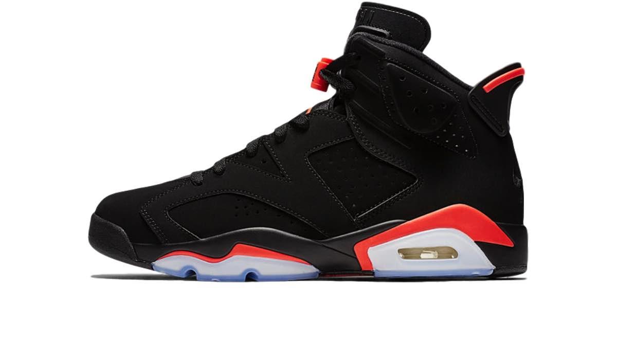 """Nike Air Jordan 6 Retro OG """"Infrared"""""""