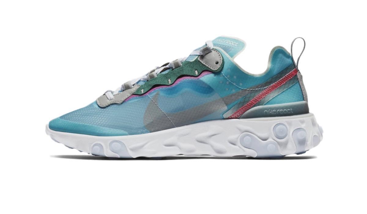 "Nike React Element 87 ""Royal Tint"""