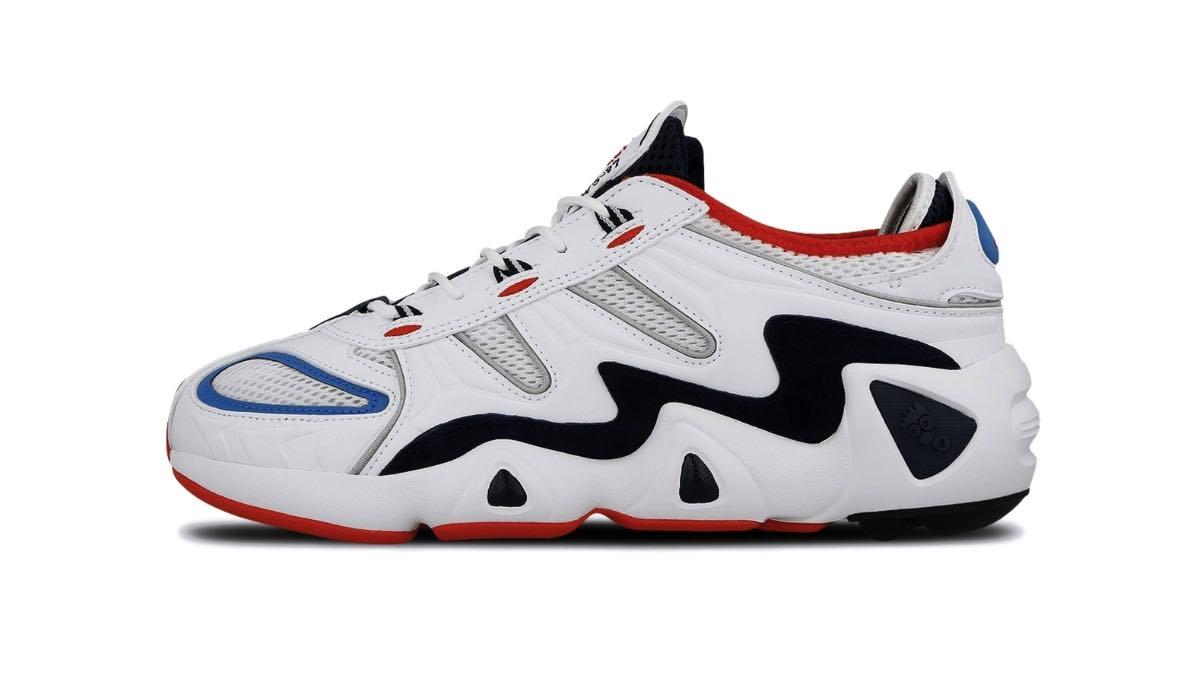 """adidas FYW S-97 OG """"White/Red"""""""
