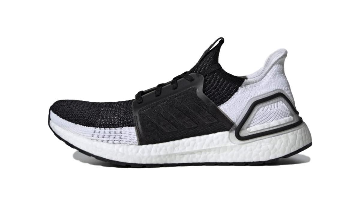 "adidas Ultra Boost 19 ""Black/White"""