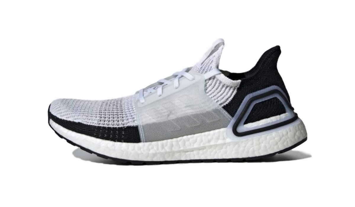"adidas Ultra Boost 19 ""White/Black"""