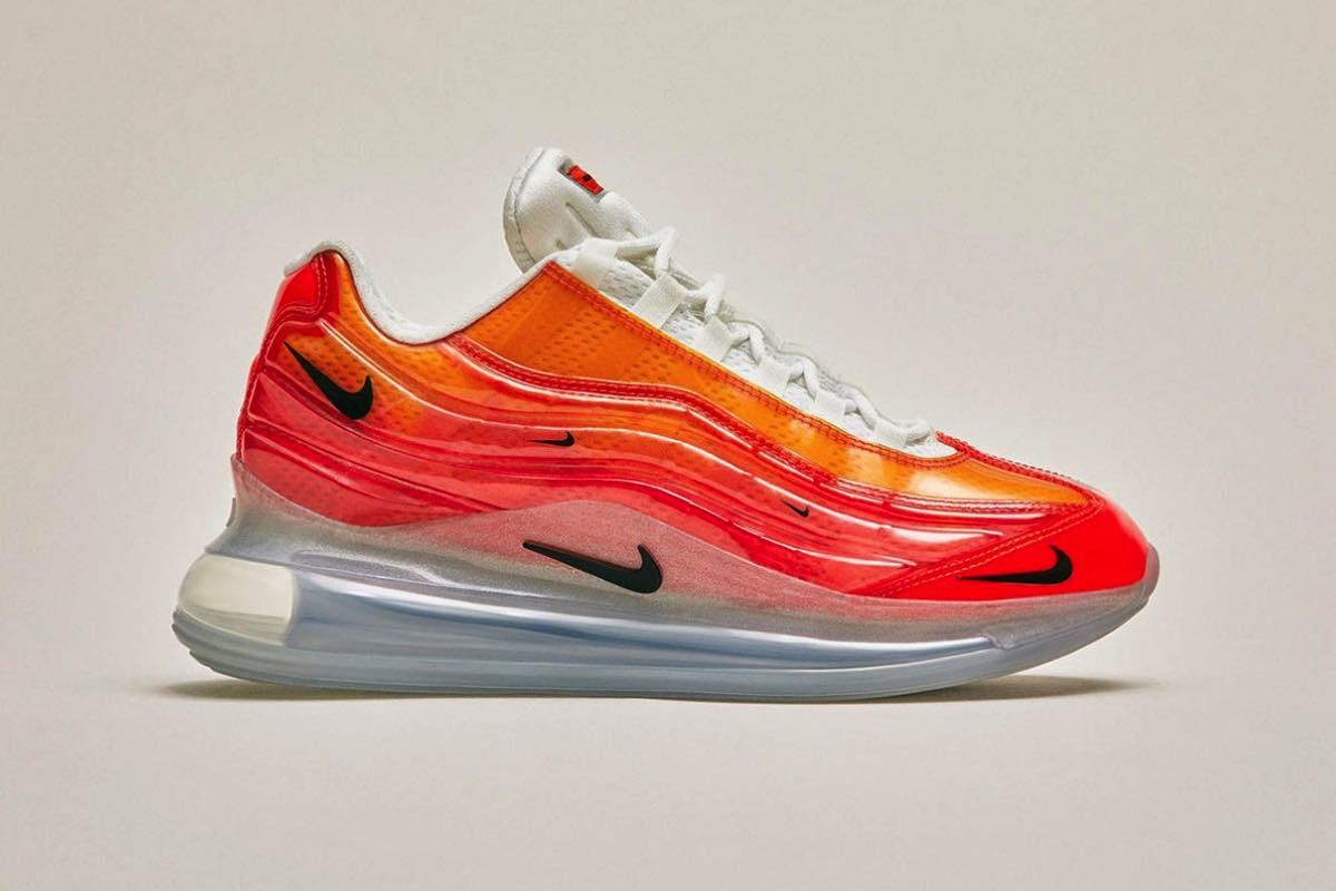 Heron Preston og Nike udgiver ny Air Max-hybrid