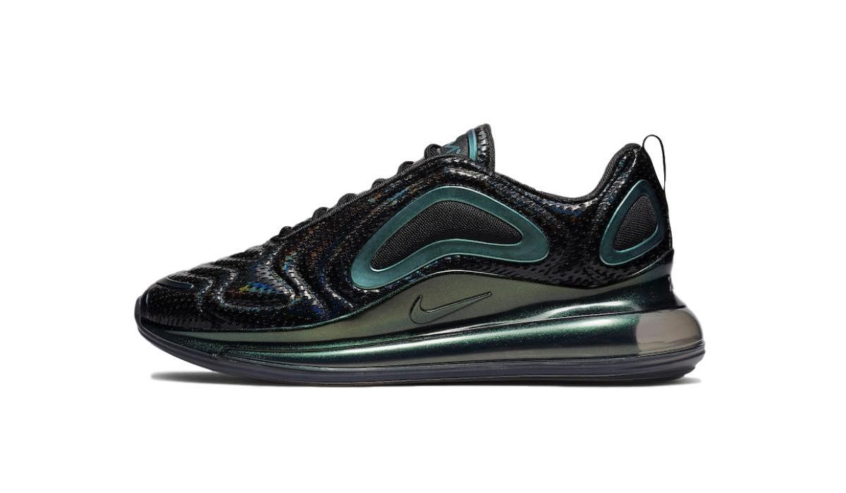 """Nike Air Max 720 """"Black Laser"""""""