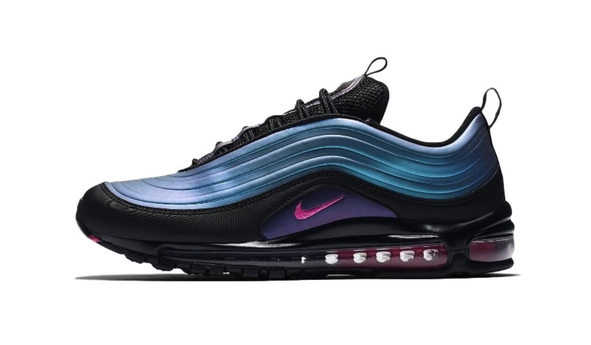 """Nike Air Max 97 """"Black Laser"""""""