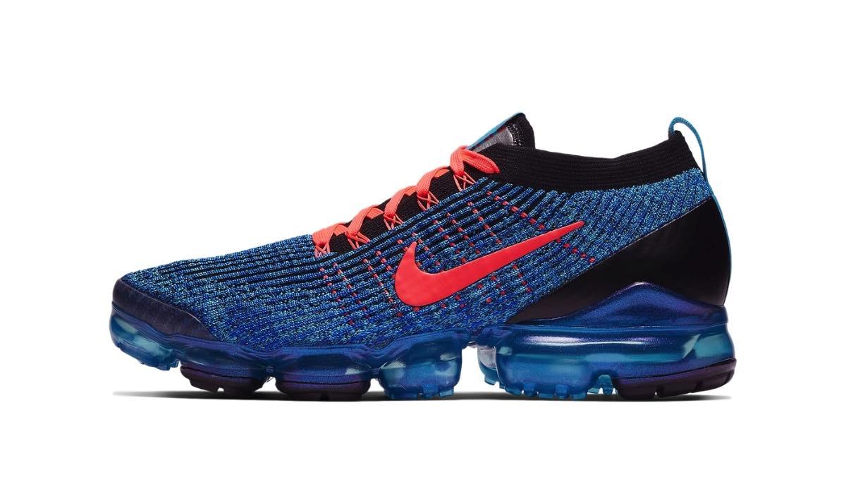 "Nike Air Vapormax Flyknit 3 ""Blue Fury"""