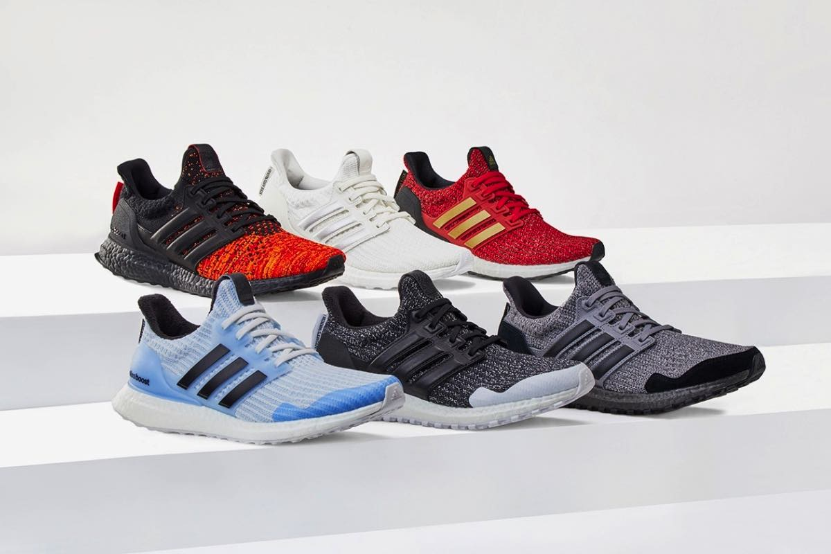 Køb Game of Thrones x adidas Ultra Boost kollektionen her