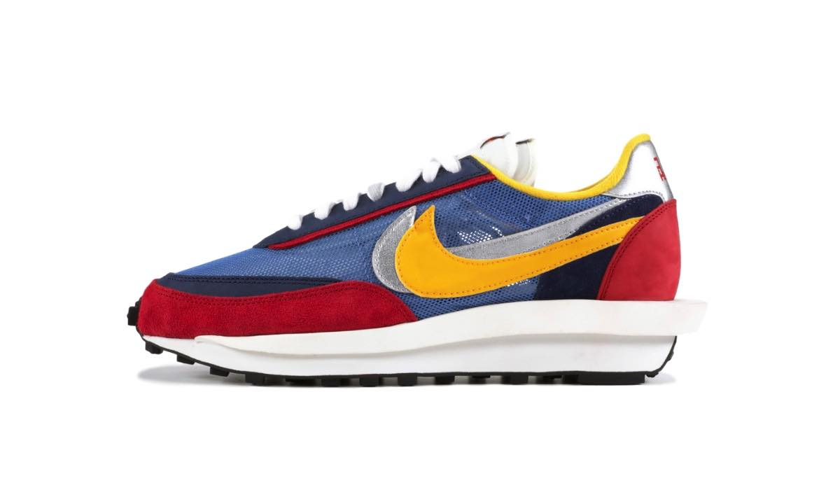 "Sacai x Nike LDV Waffle ""Red"""