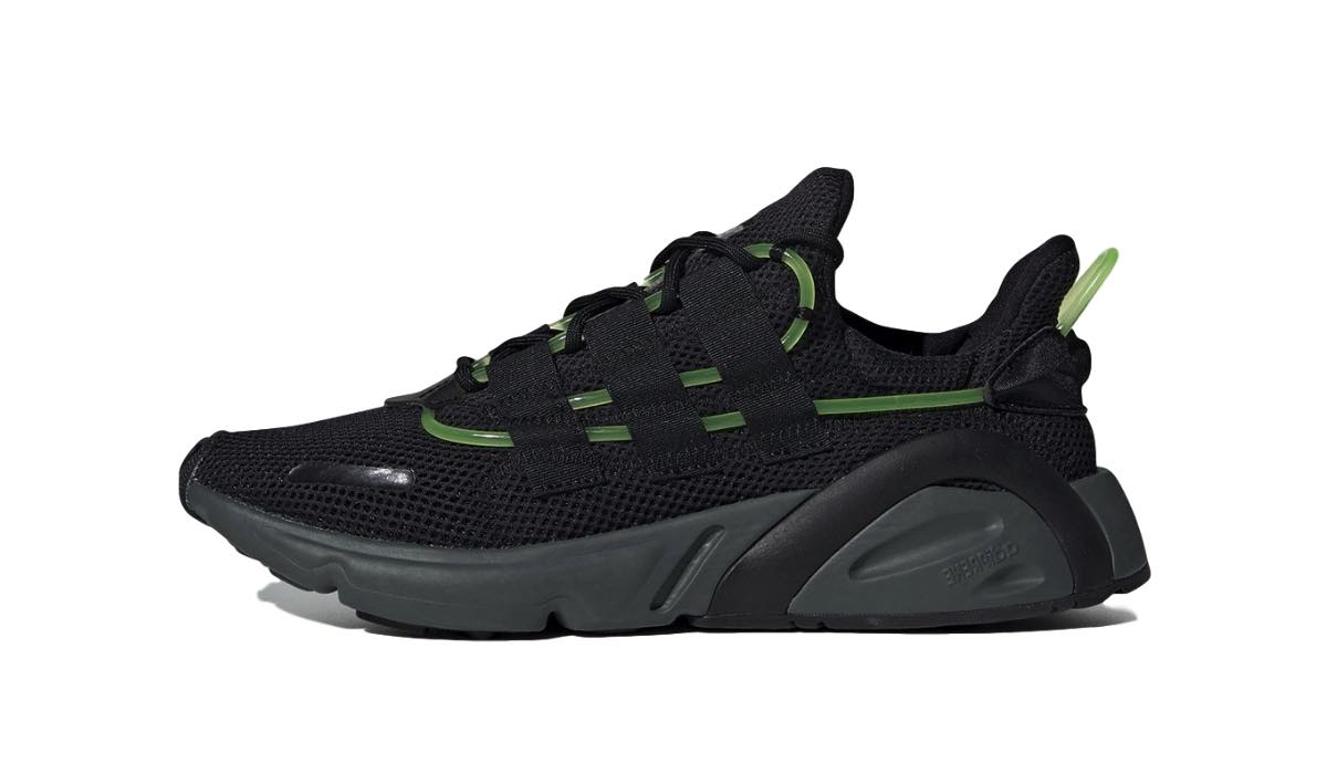 "adidas LXCON ""Black/Green"""