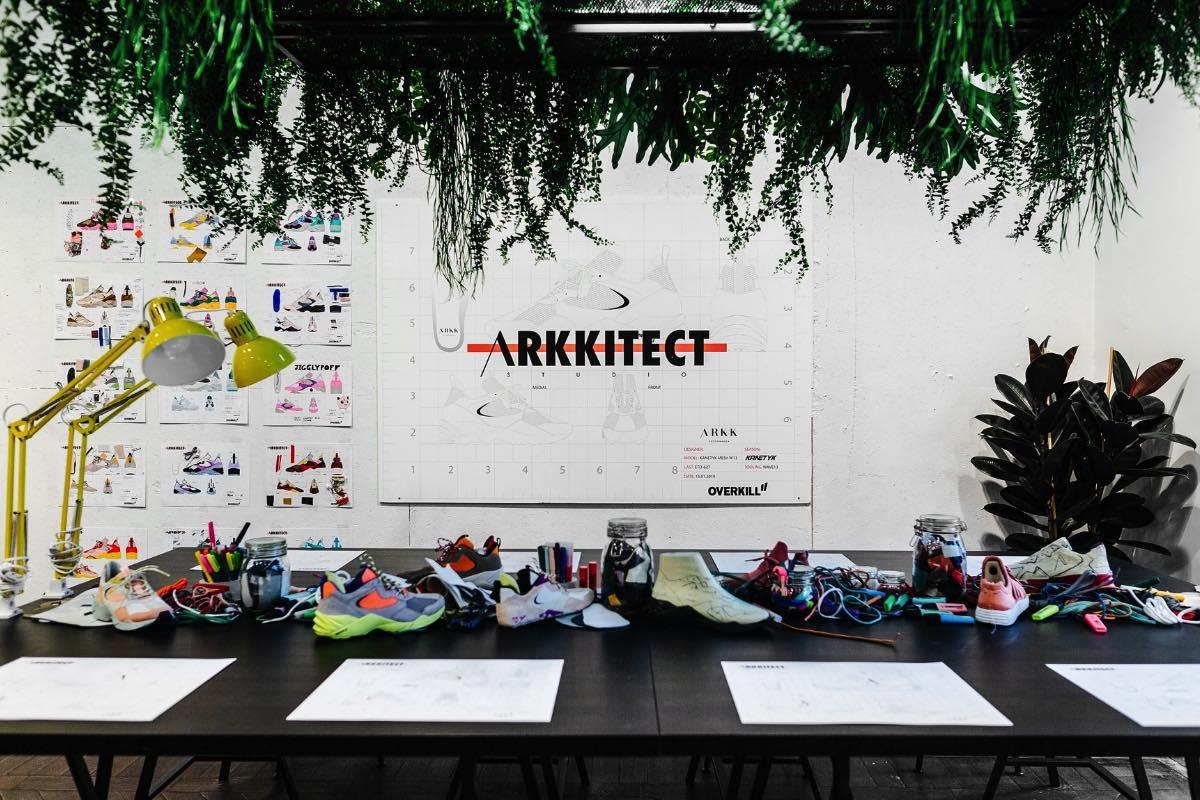 ARKK vil tættere på dig – åbner pop up i København