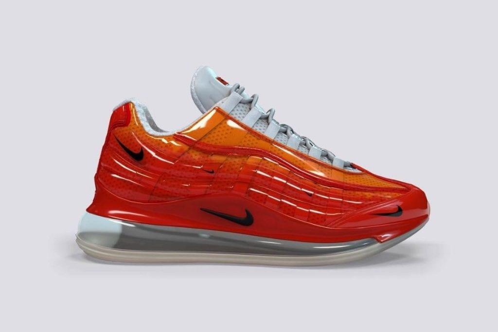0733f44183fd Design din egen Nike-sneaker med 3D-teknologi