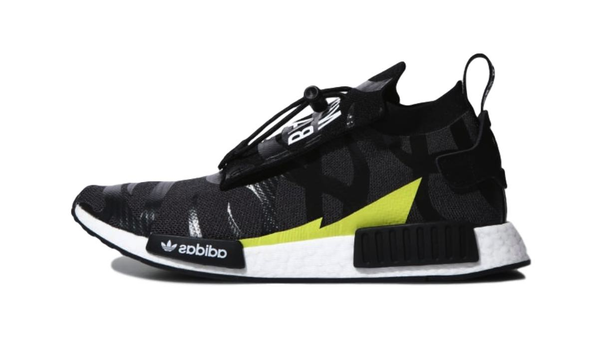 Bape x Neighborhood x Adidas POD S 3.1