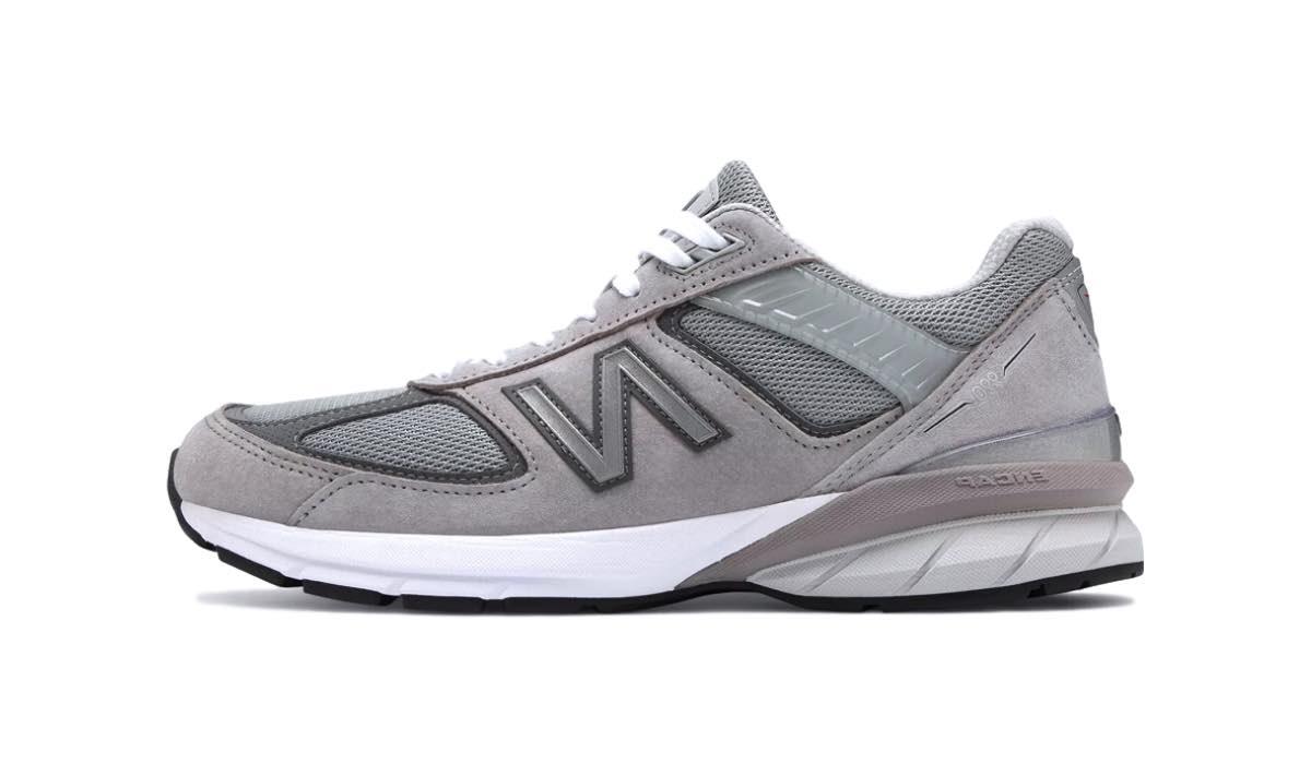 """New Balance 990v5 """"Grey"""""""