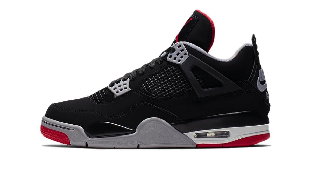 """Nike Air Jordan 4 OG """"Bred"""""""