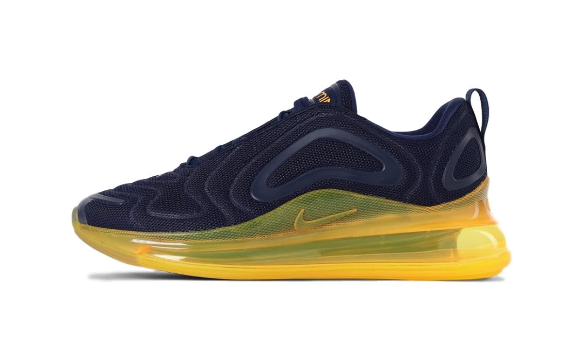 "Nike Air Max 720 ""Obsidian/Orange"""