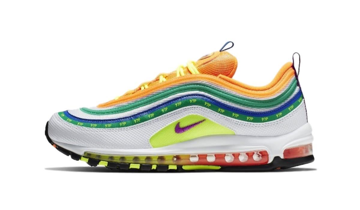 "Nike Air Max 97 ""London Summer of Love"""