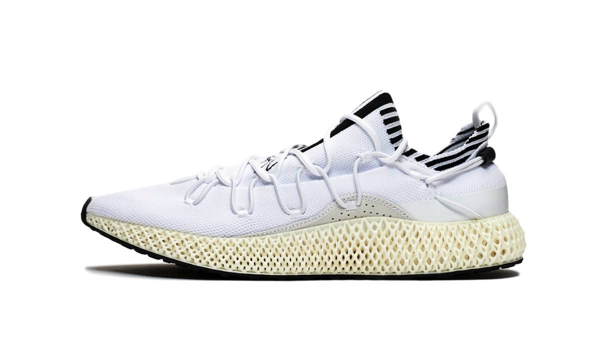 "adidas Y-3 Runner 4D II ""White/Black"""