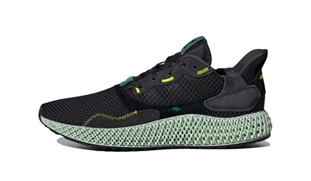 Adidas udvider ZX linjen med ny 4D model | Se den nye ZX 4D