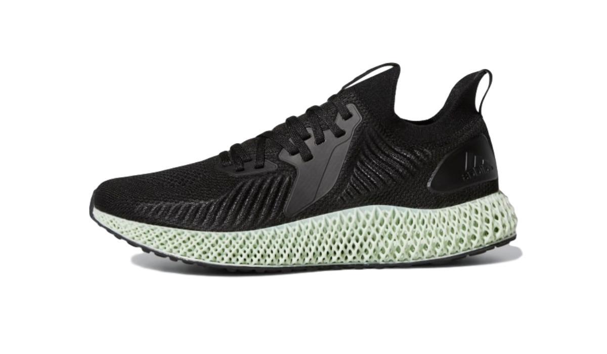 """Adidas Alphaedge 4D 2.0 """"Black"""""""