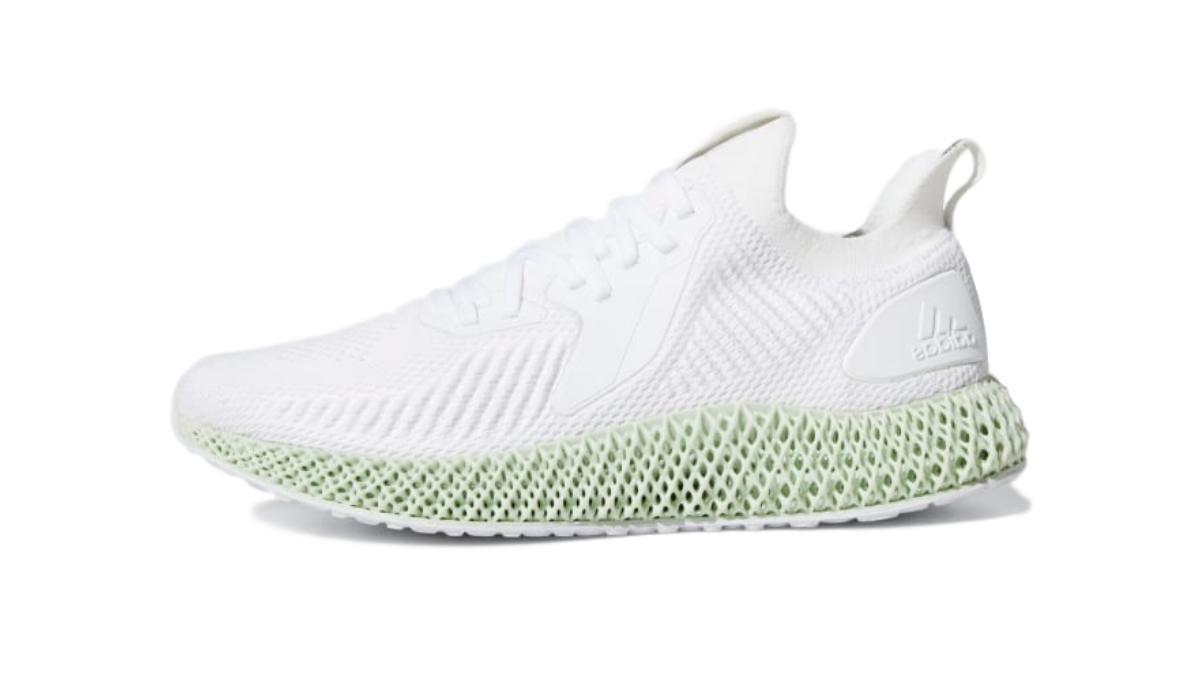 "Adidas Alphaedge 4D 2.0 ""White"""
