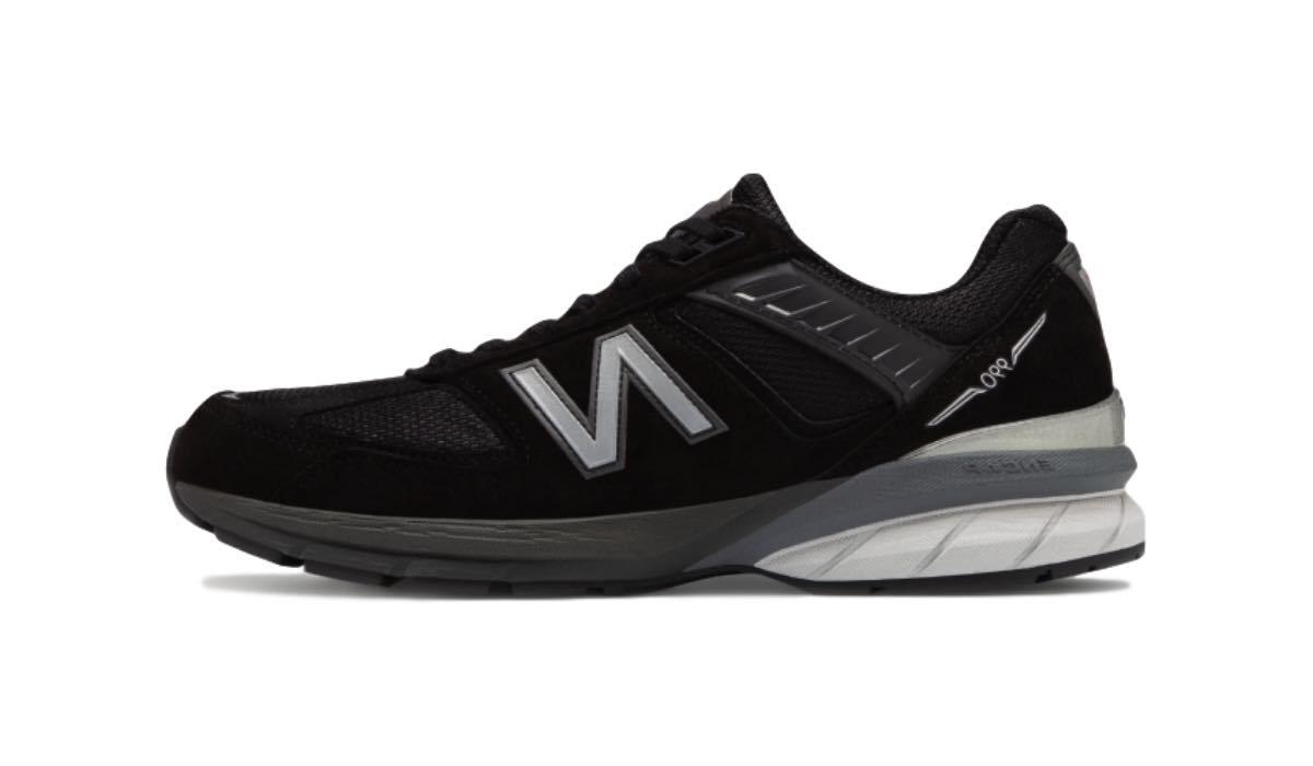 "New Balance 990v5 ""Black"""