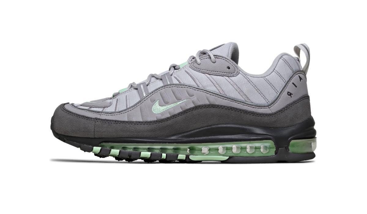 """Nike Air Max 98 """"Vast Grey"""""""