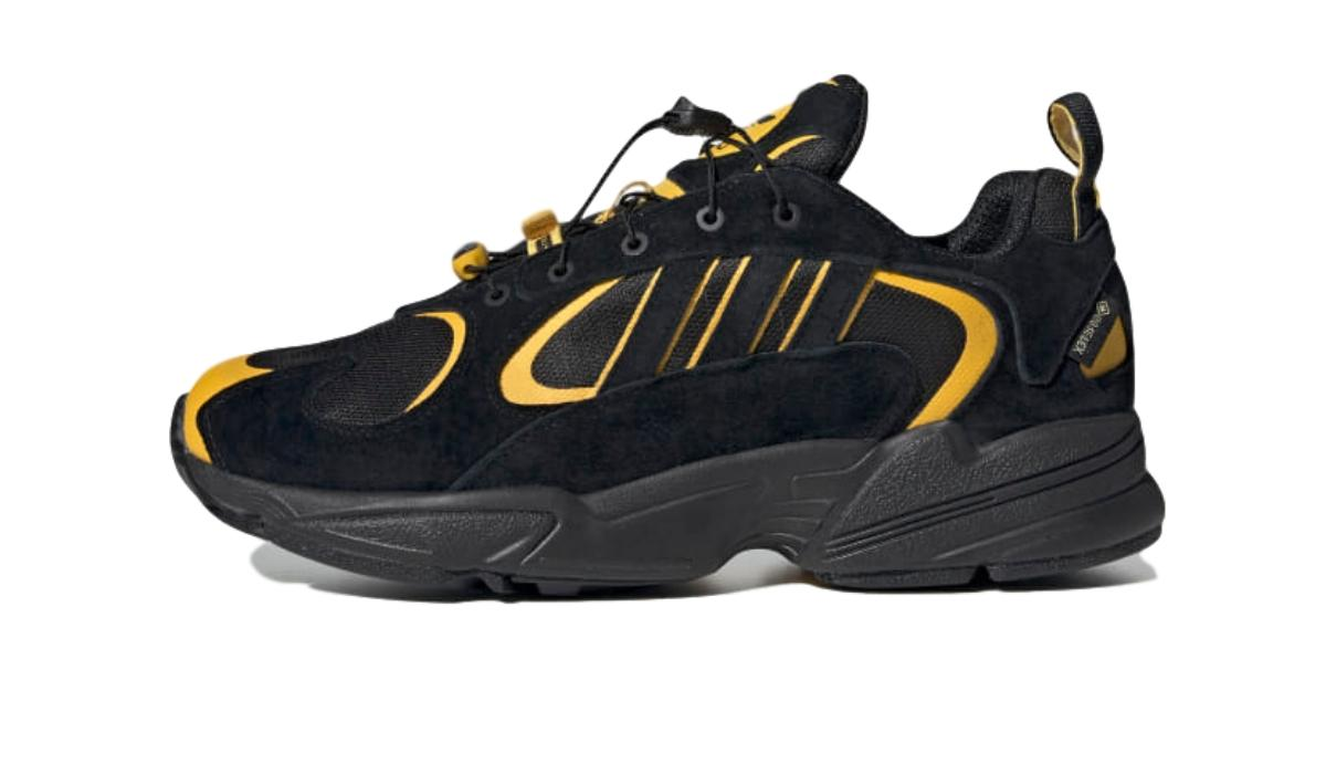 "WANTO x adidas Yung-1 ""Black"""