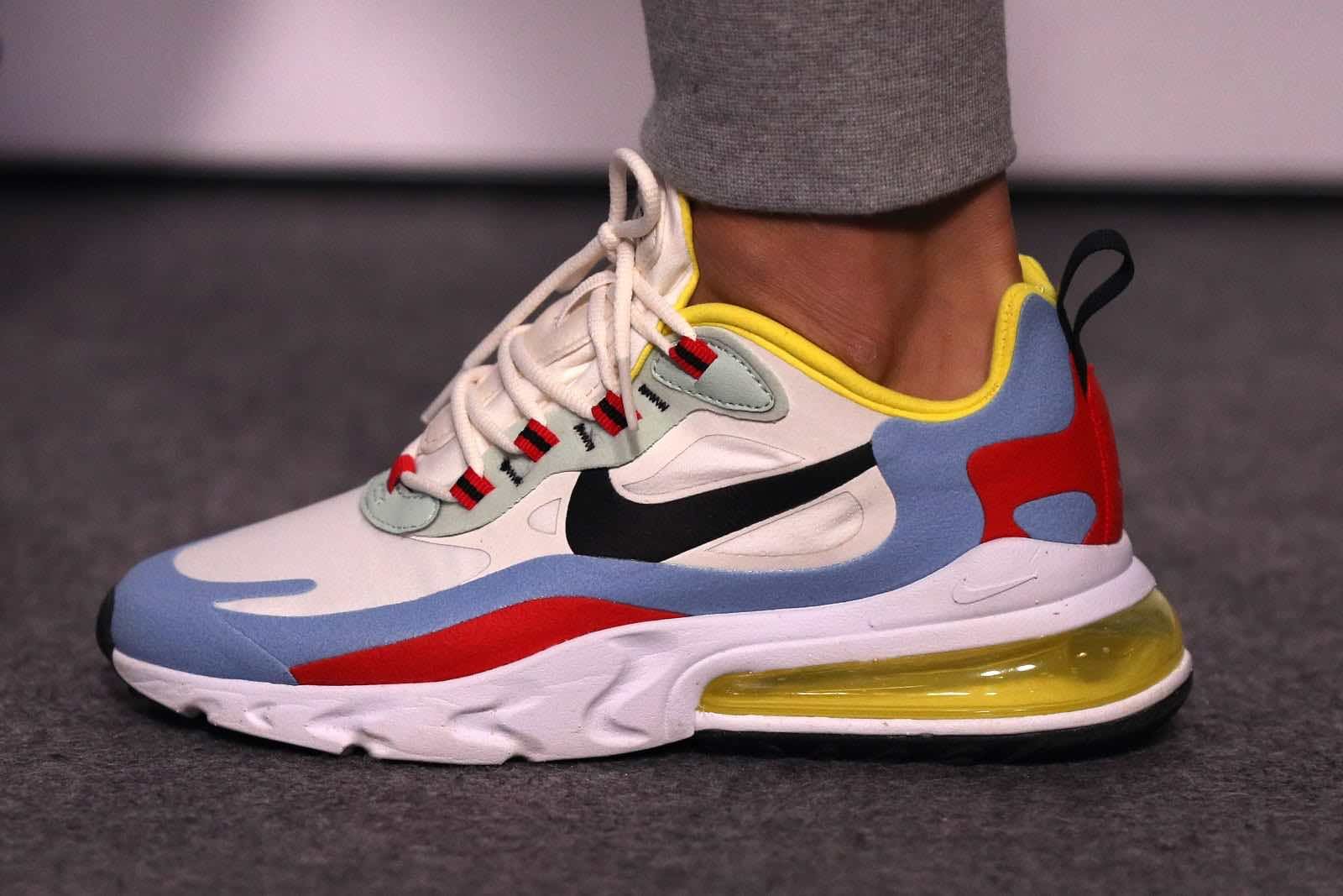 Sneak Peek: Nike Air Max 270 React