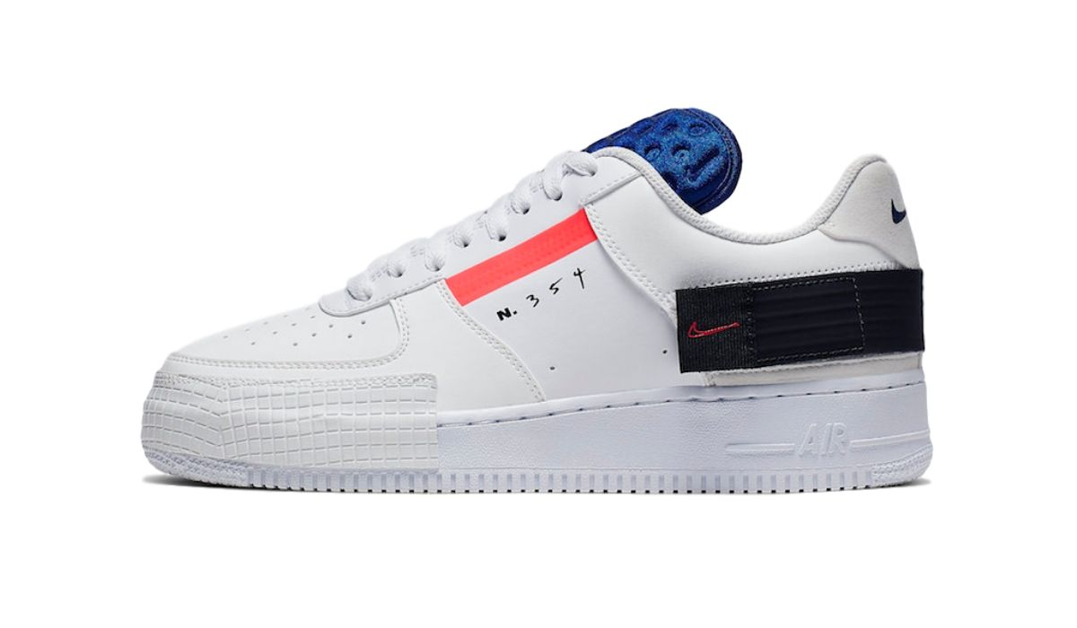 "Nike Air Force 1 Low Type ""Summit White"""