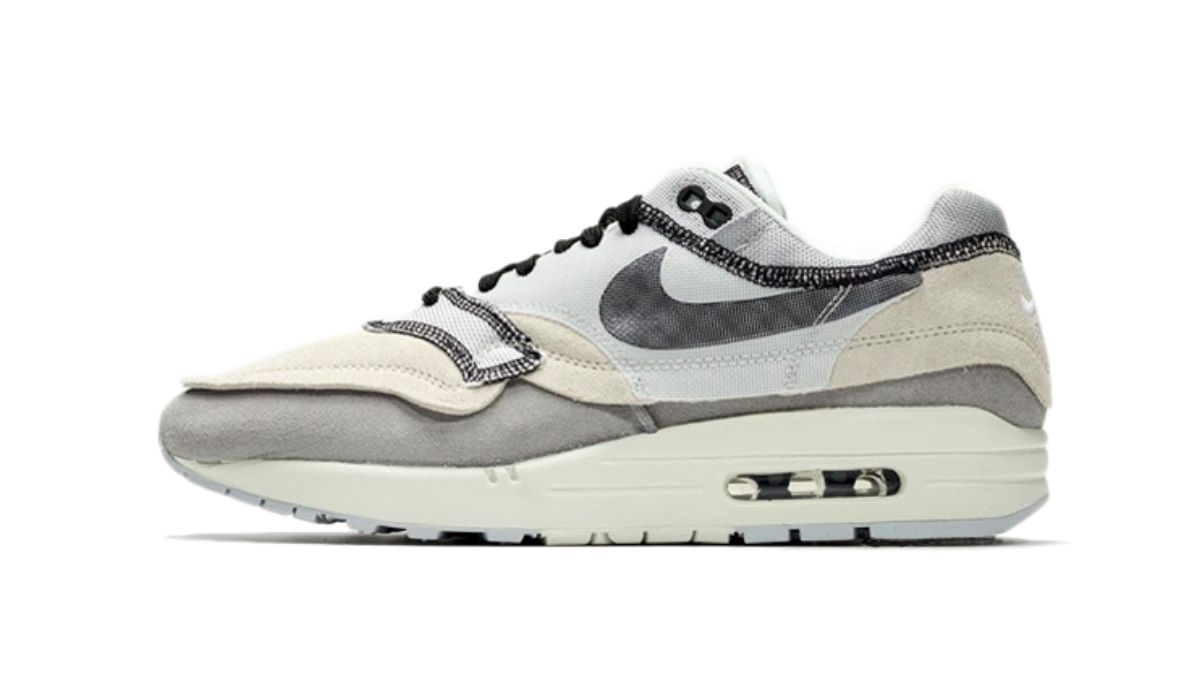 "Nike Air Max 1 Inside Out ""Grey"""
