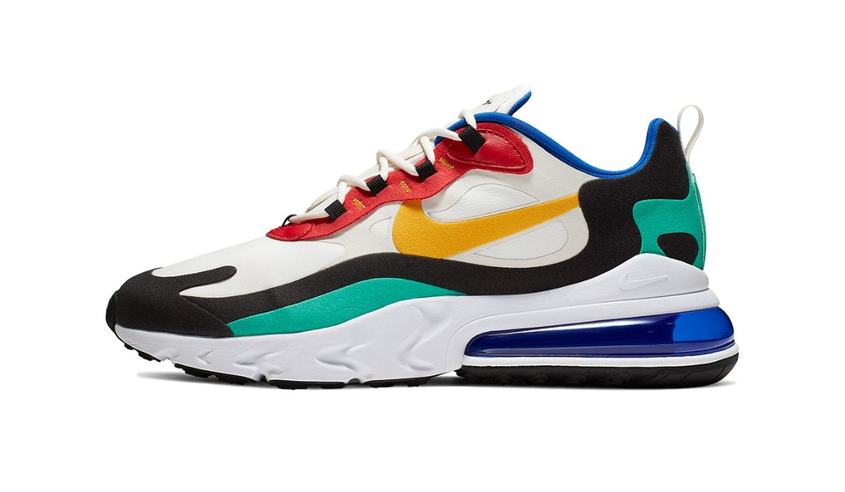 "Nike Air Max 270 React ""Bauhaus"""