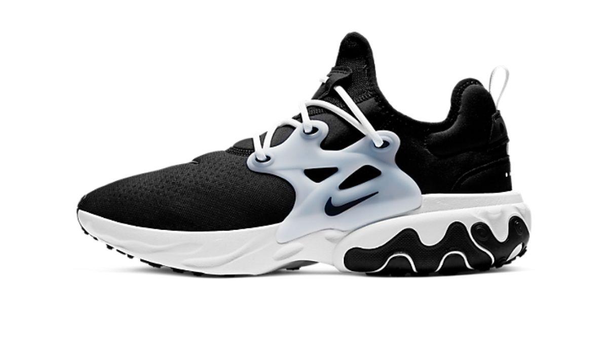 "Nike React Presto ""Black"""
