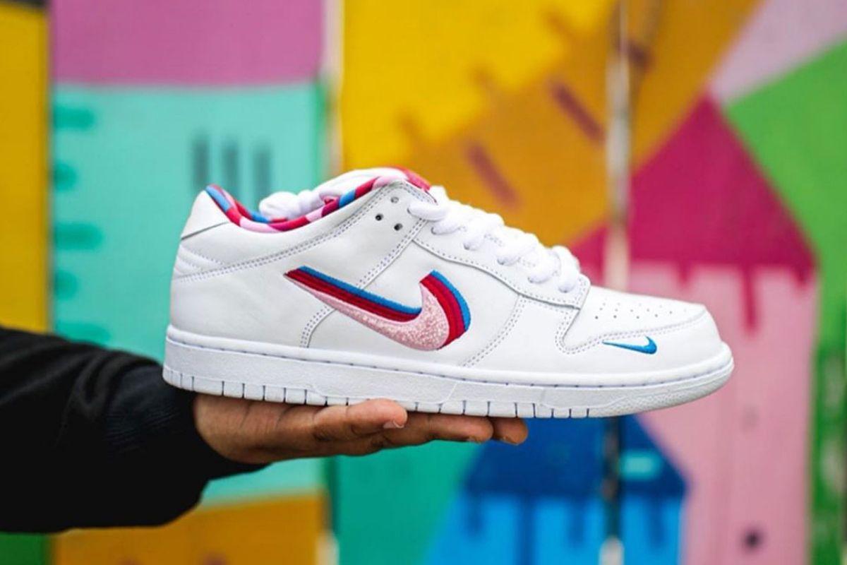 Sneak Peek: Se den nye Parra x Nike SB Dunk Low