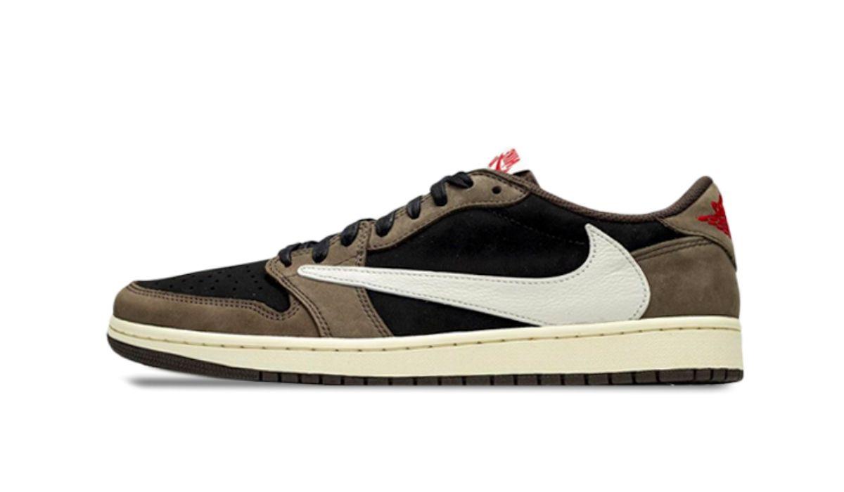 Release Info → Travis Scott X Nike Air Jordan 1 Low