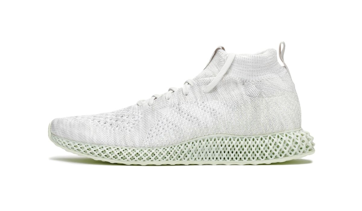 """adidas Consortium Runner Mid 4D """"White"""""""