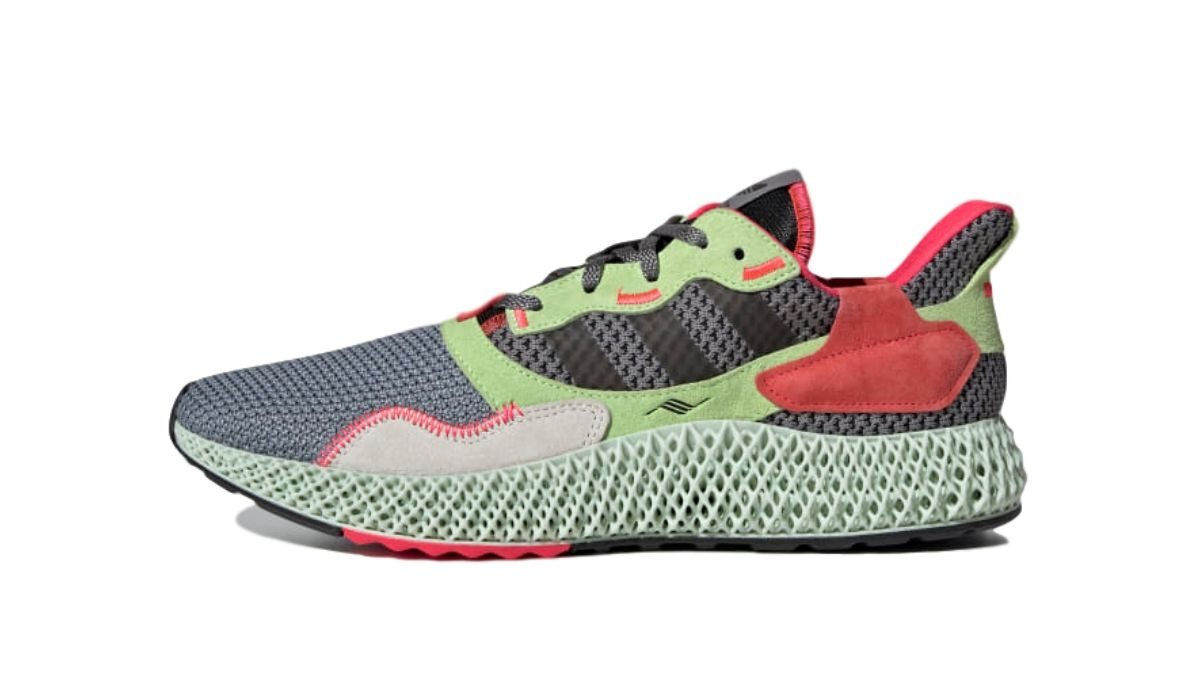 "adidas ZX 4000 4D ""Grey/Yellow"""