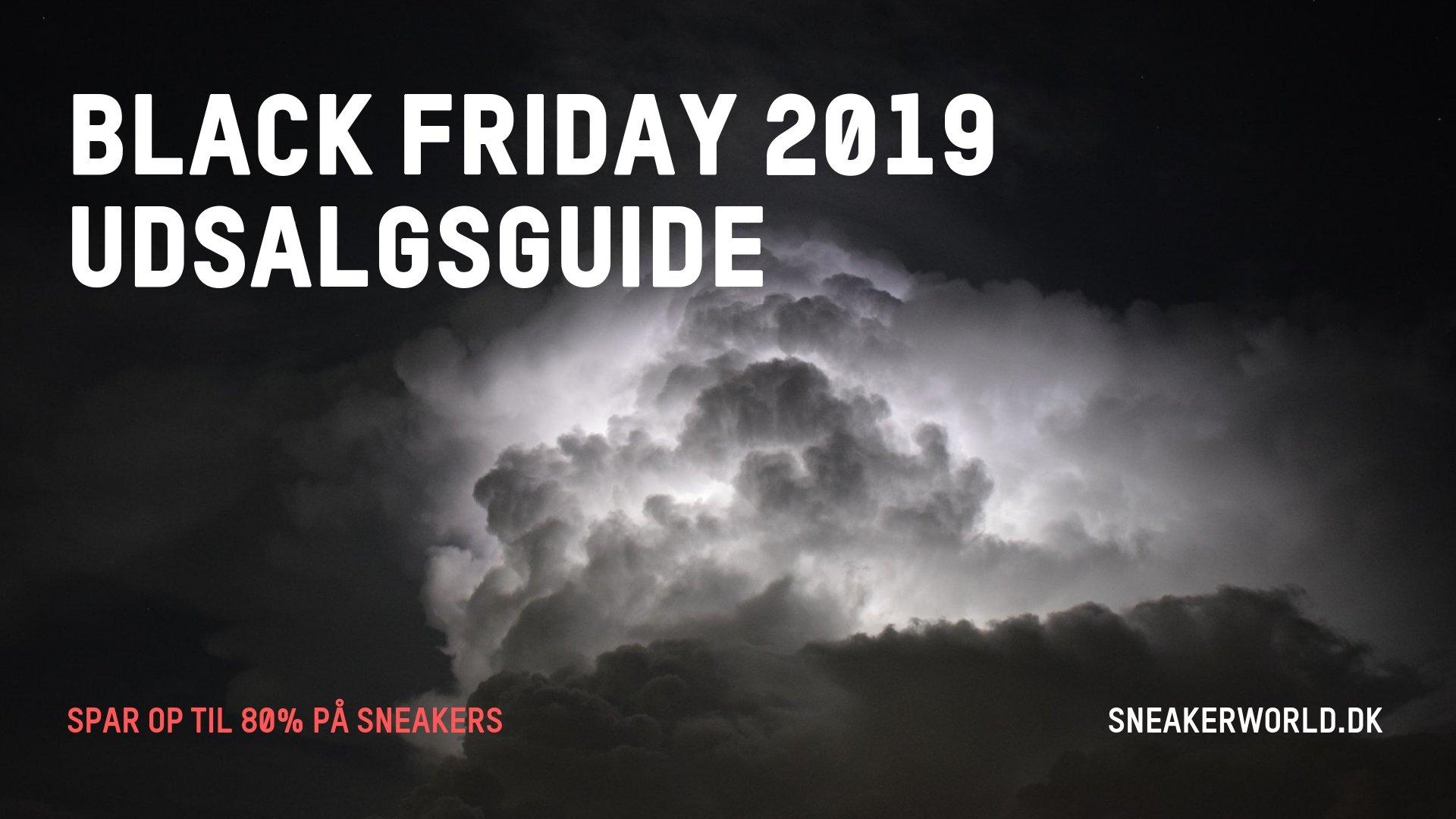58f7d1670c9 Black Friday 2019   Spar op til 80%   Udsalgsguide   Sneakerworld.dk