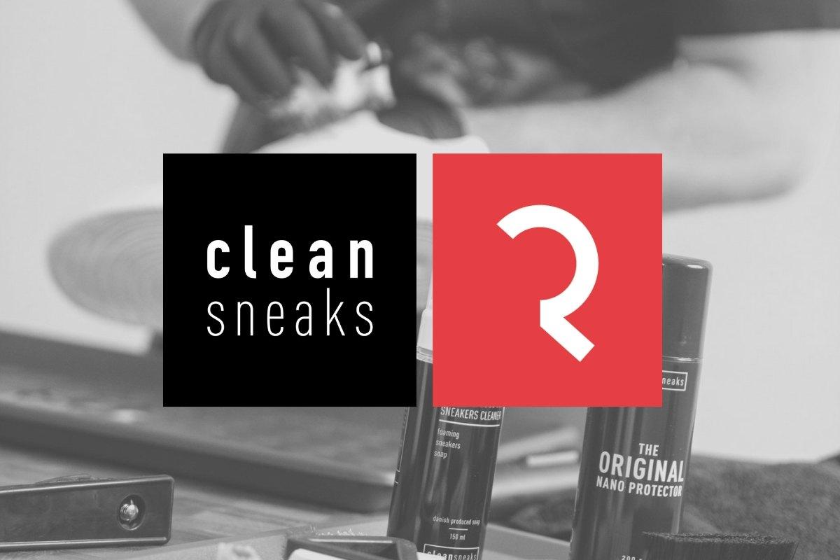 Rezet Store og Clean Sneaks går sammen om ny cleaning service