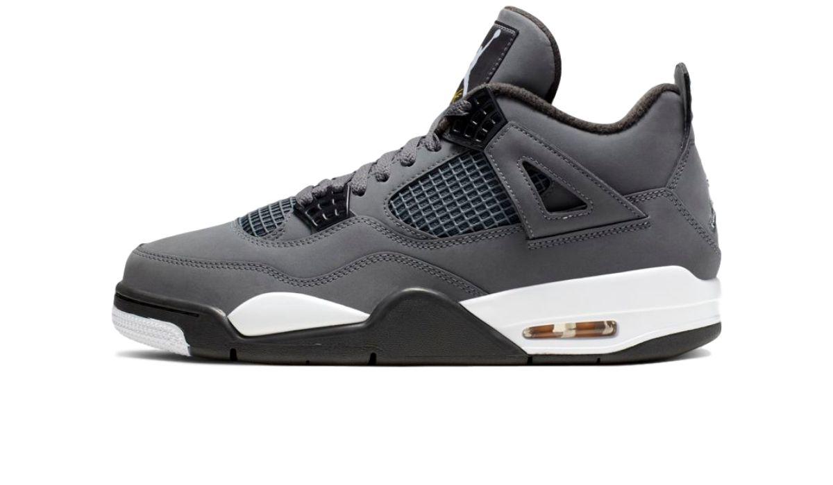 """Nike Air Jordan 4 """"Cool Grey"""""""