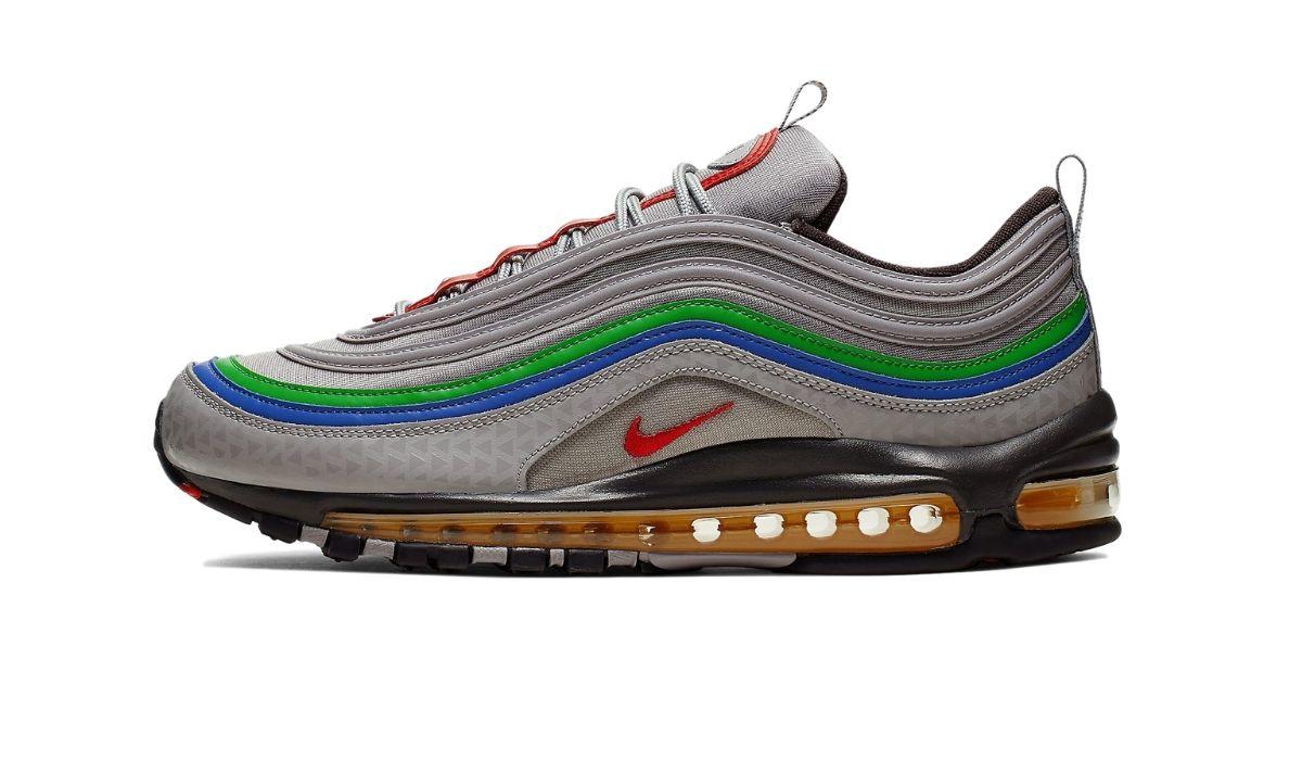"""Nike Air Max 97 """"Nintendo 64"""""""