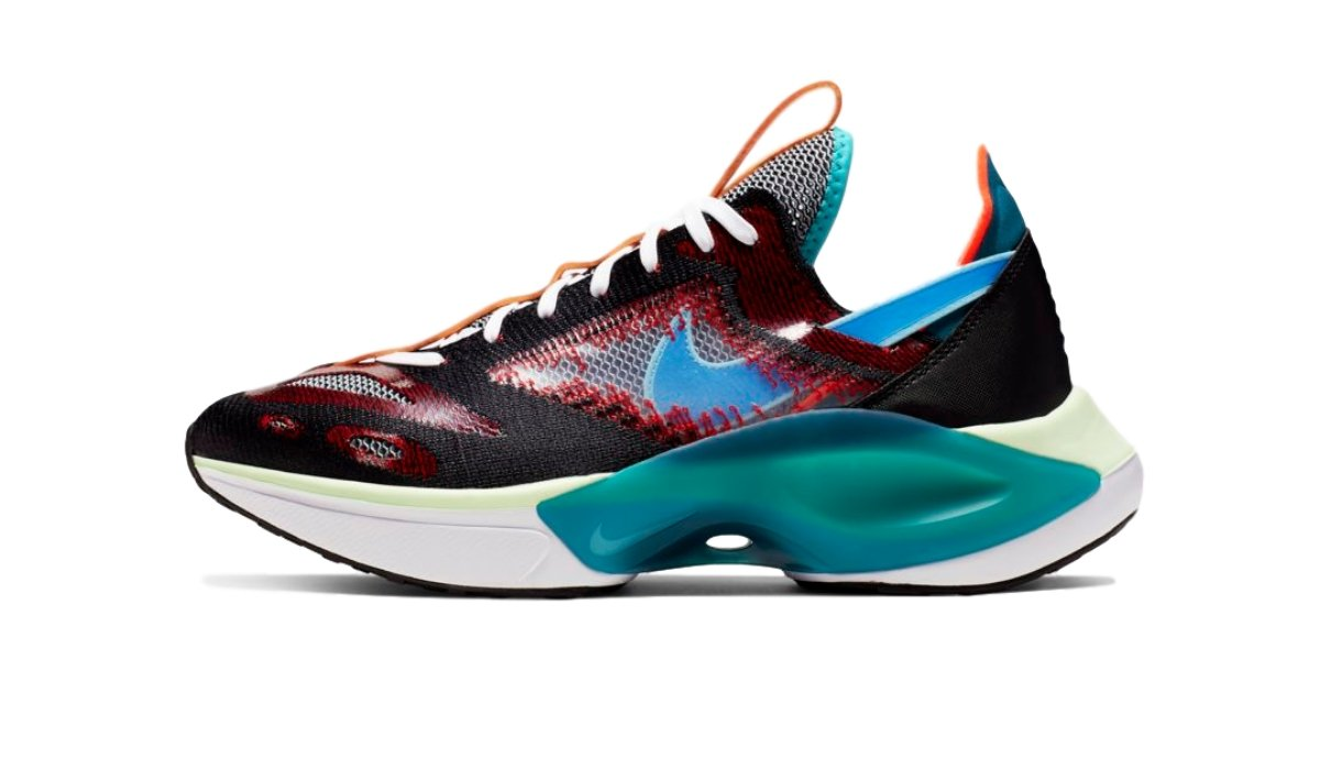 "Nike DIMSIX Signal Flyknit ""Blue Gaze"""