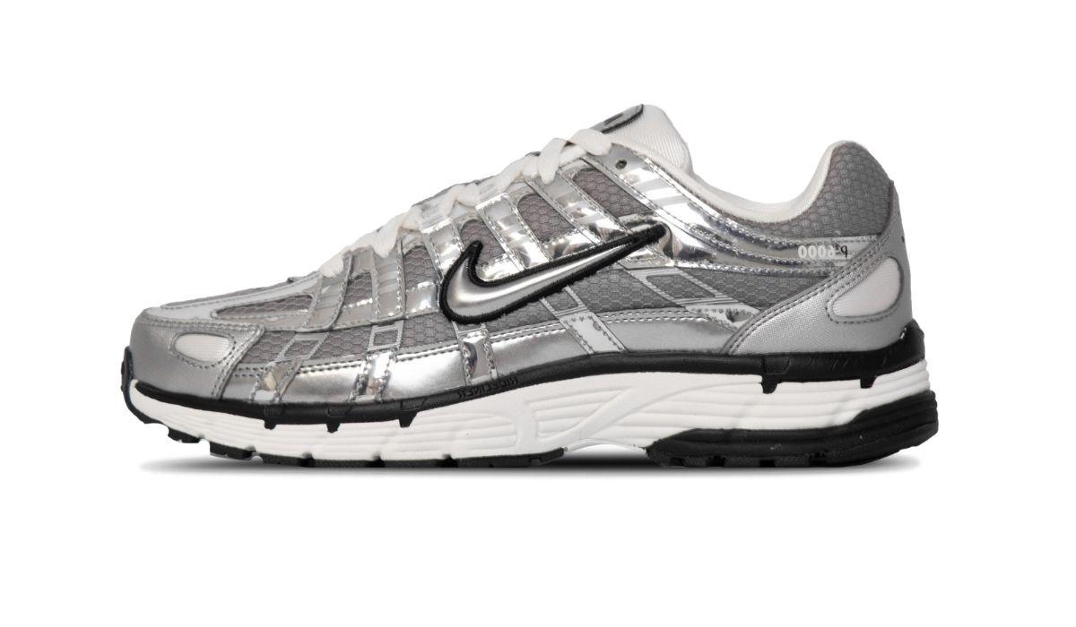 """Nike P-6000 """"Silver/Sail"""""""