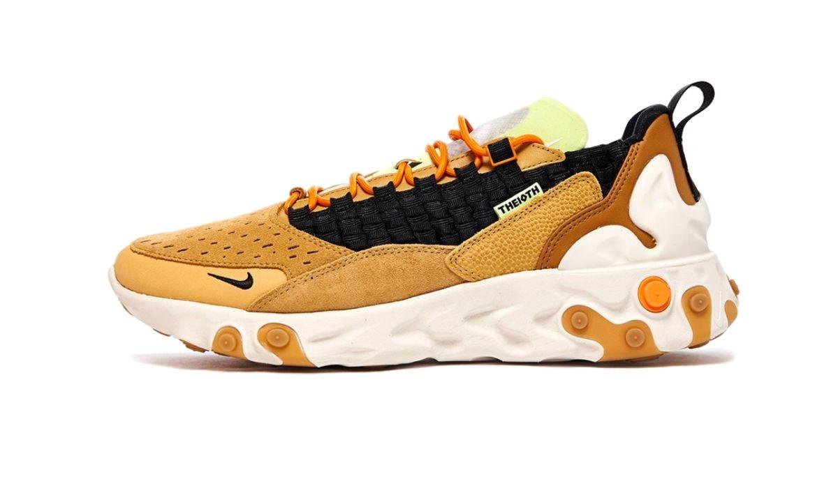 "Nike React Sertu THE10TH ""Brown"""