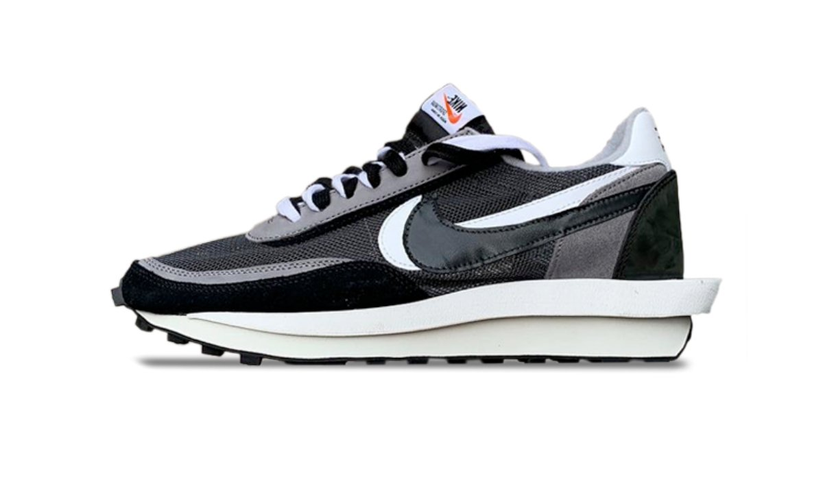 "Sacai x Nike LDV Waffle ""Black"""