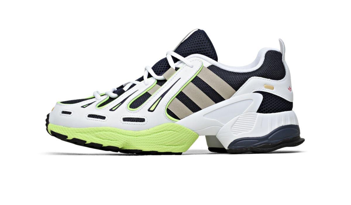 """adidas EQT Gazelle """"Navy/White/Yellow"""""""