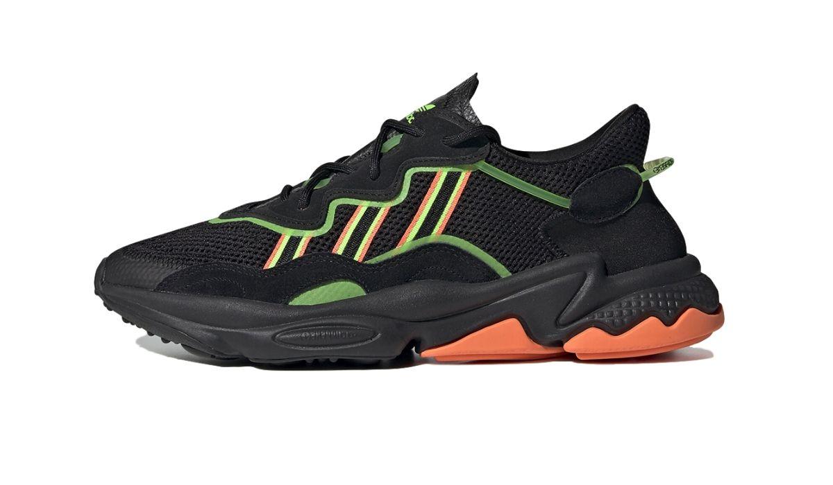 """adidas Ozweego """"Black/Orange"""""""