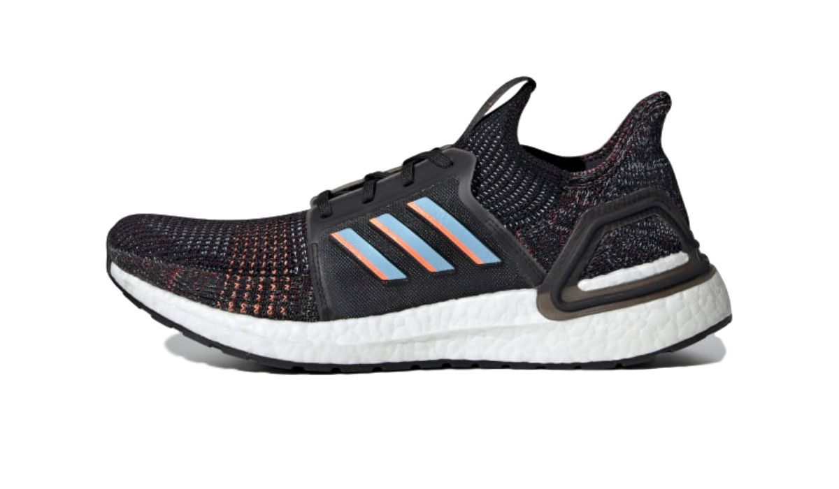 "adidas Ultra Boost 19 ""Black/Multicolor"""