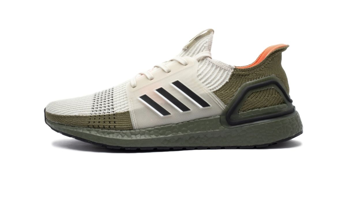 "adidas Ultra Boost 19 ""Olive/Beige"""