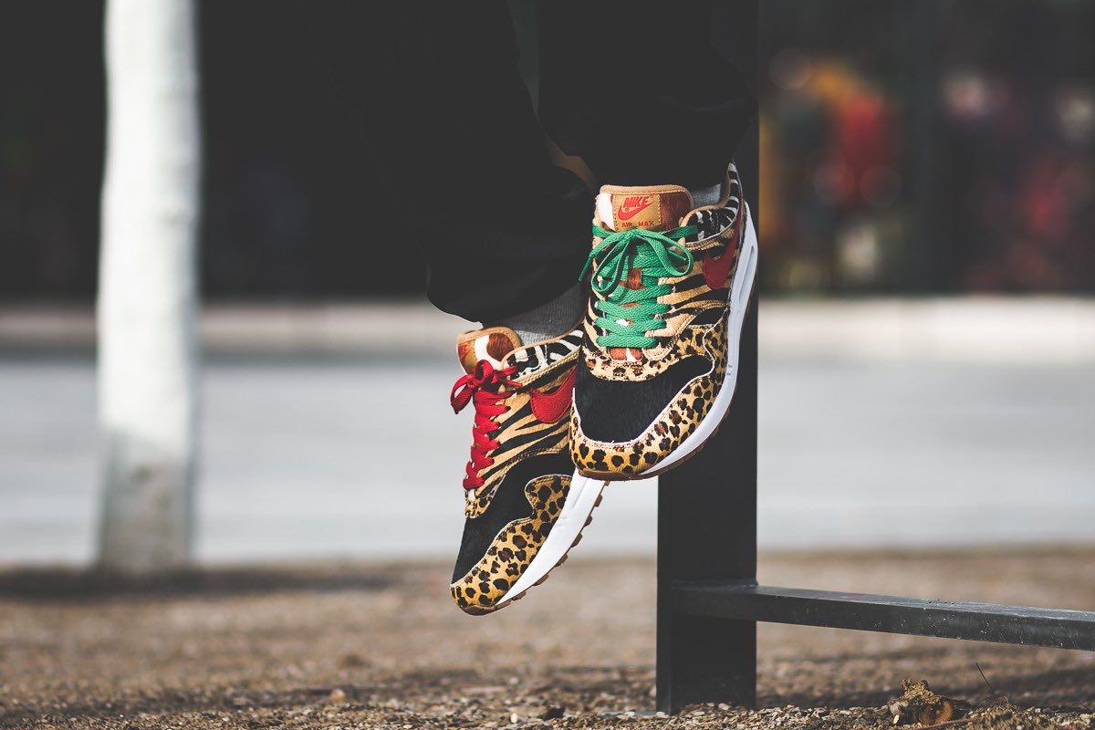 "Atmos teaser ny Nike Air Max 1 ""Animal Pack 3.0"""